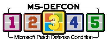 Microsoft Patch Defense Condition level 3