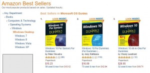 Windows 10 All In One For Dummies Hits Five Stars On Amazon Askwoody