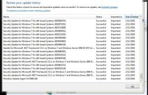 Windows Update Agent and WSUS oddity @ AskWoody