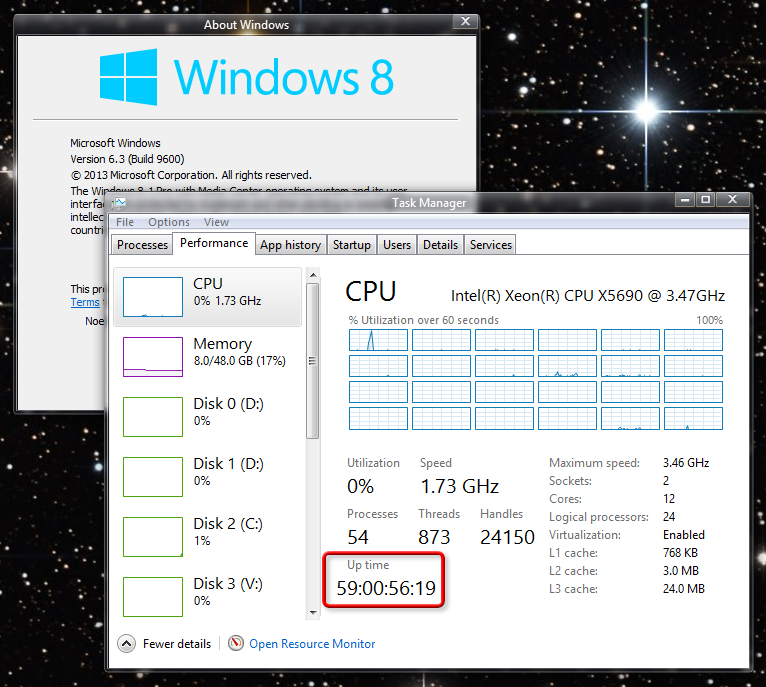 Win81UptimeAlmost2Months