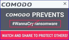 WannacryComodo