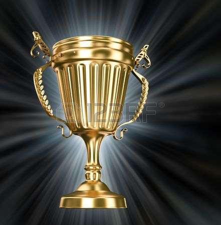 Gold-Cup-black-background-with-light-rays
