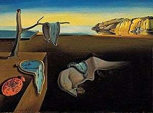 The-Persistence-of-Memory-Salvador-Dali-1931