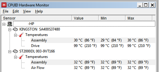 CPUID-SSD-temps