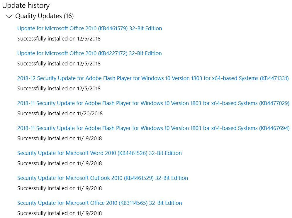 8700-Recent-Updates