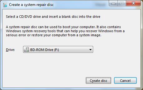 System-Repair-Disc