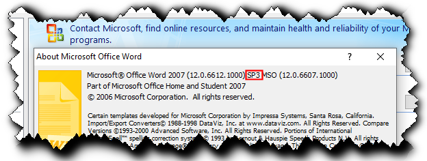 office-2007-updated-to-sp3