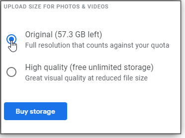 Select full-size images