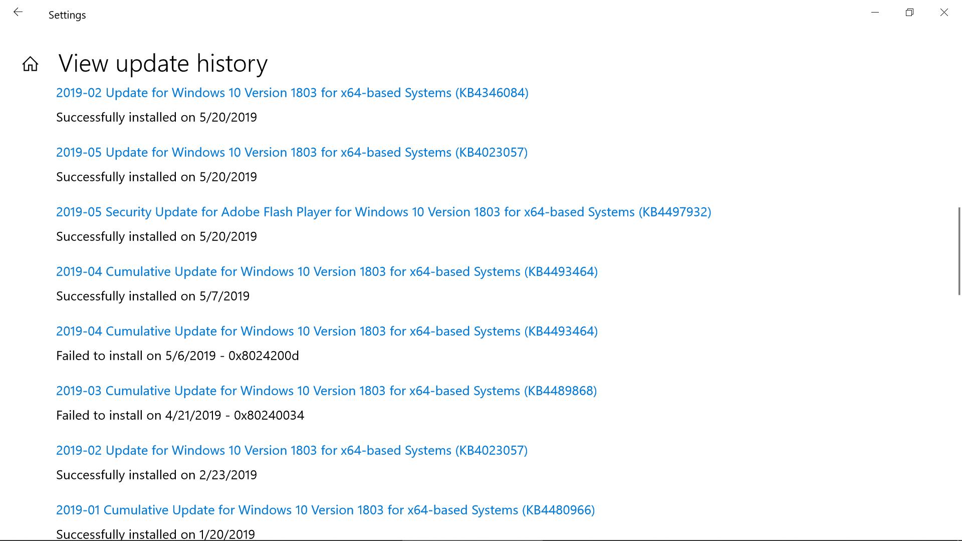 Windows-10-Update-History-2