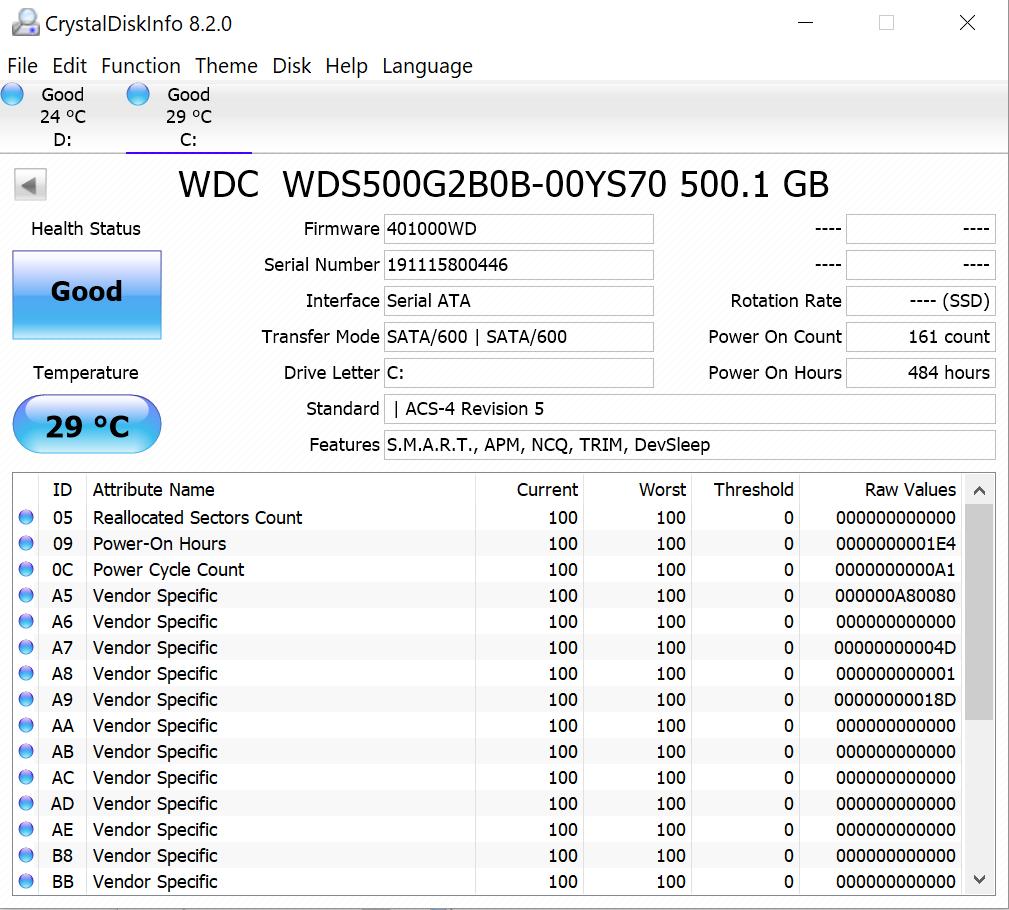 SMART-Status-of-Windows-Boot-Drive