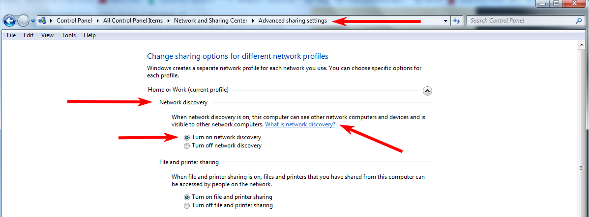 Advanced-Network-Sharing-Options