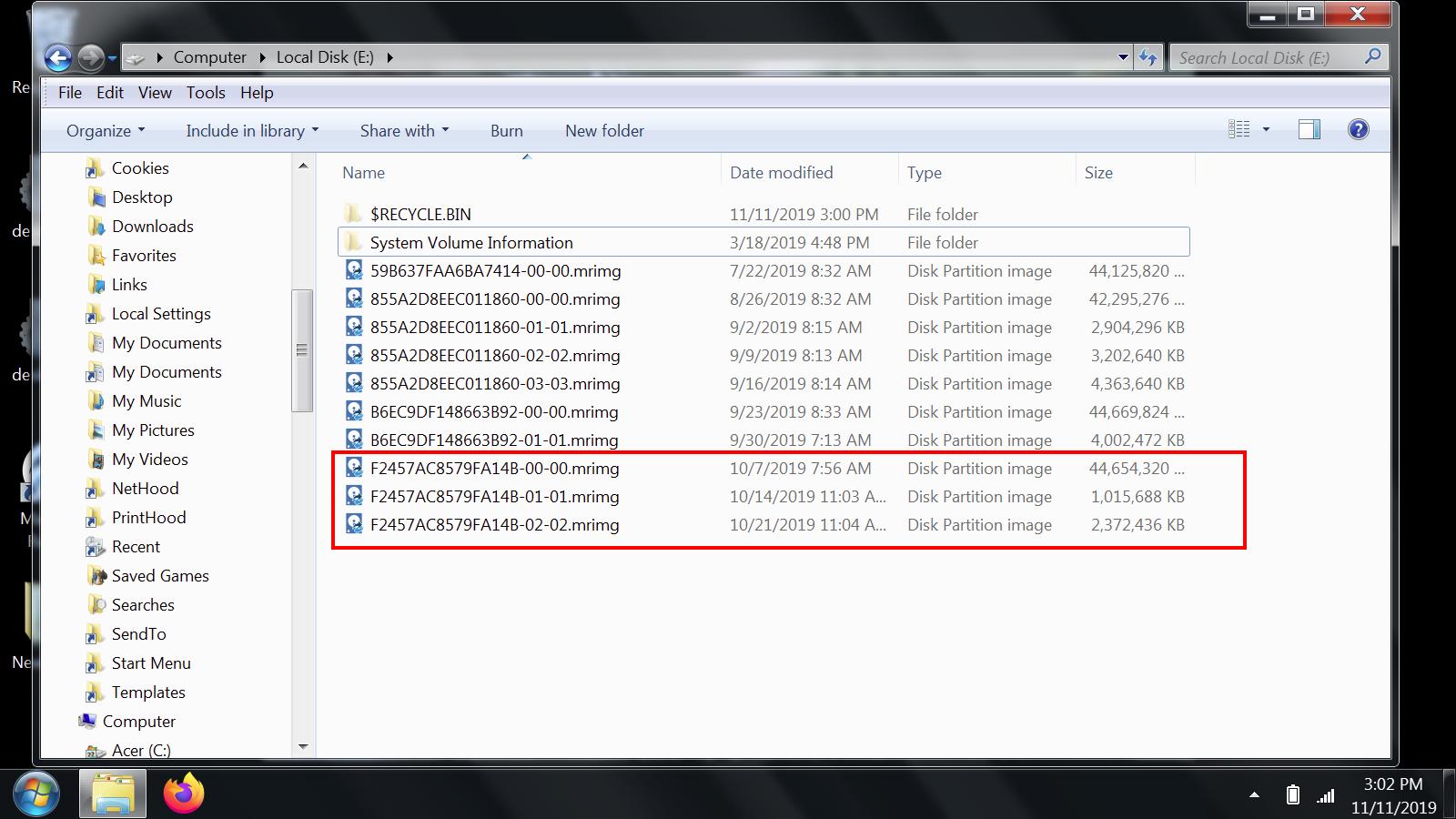 Backup-File-Set