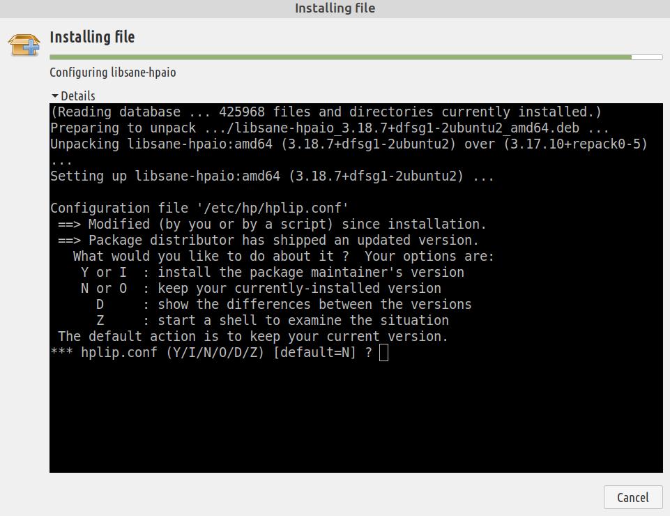Installing-file