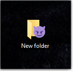 Cat folder icon
