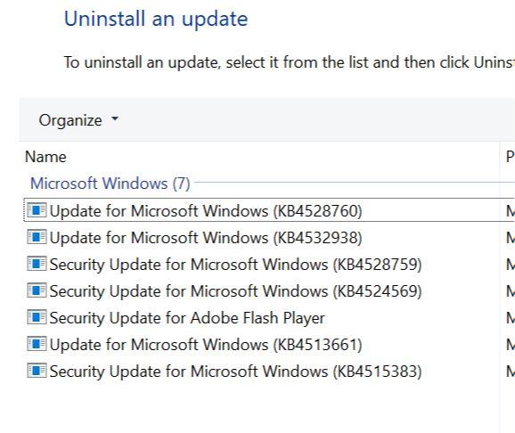 remove-update