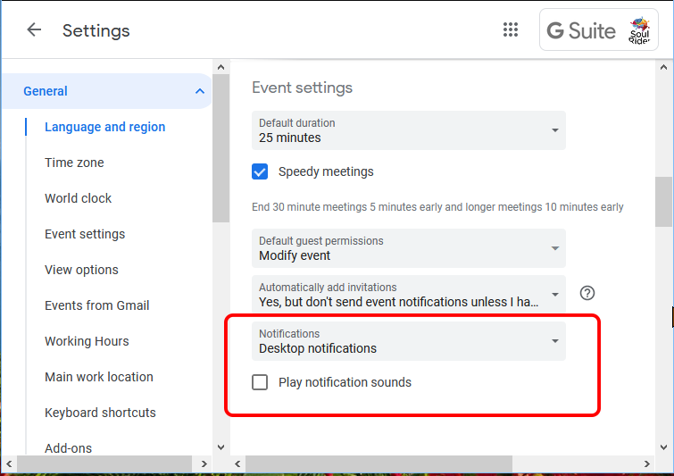 Google-Calendar-sound-notification-settings