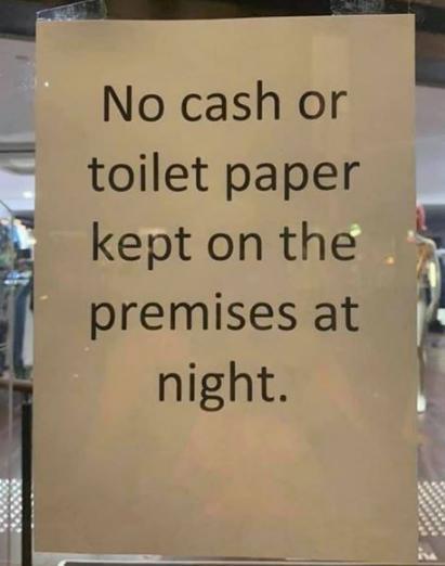 No-TP-kept-on-premises