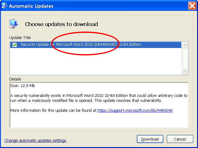 Main-Page-Windows-Update-WinXP-with-elipse