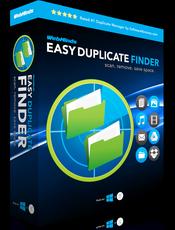 Easy Duplicate Finder box