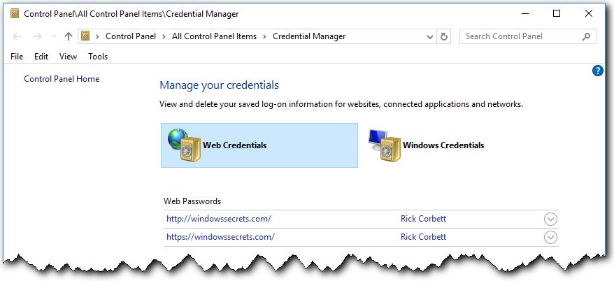 web_credentials