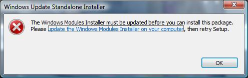 Windows-Module-Installer