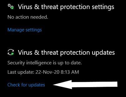 VirusThreatProUpdates