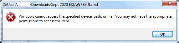Win7-ESU