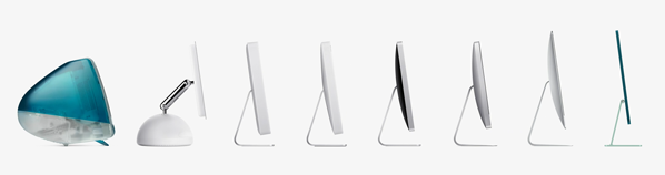 The iMac Evolution
