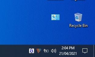 No-Network-icon-on-taskbar