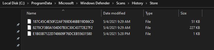 Defender-files