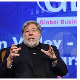 Steve Wozniak by The Economic Times