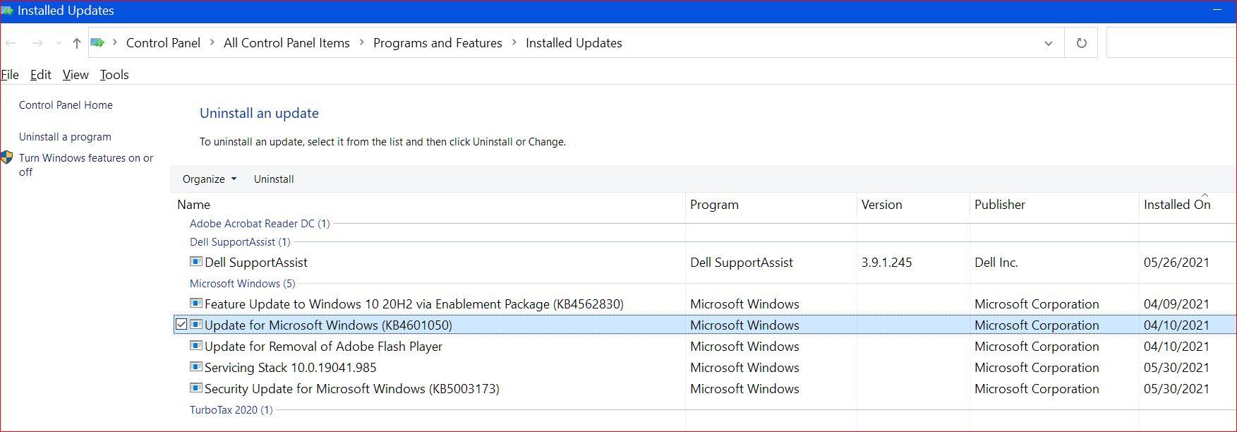 my-installed-updates-08-Jun-2021-1
