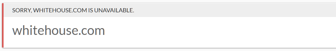 Domain-Domain-Search