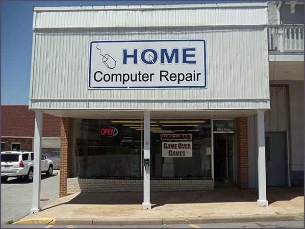 Home Computer Repair store