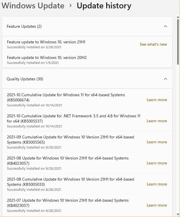 WindowsUpdateHistory-2